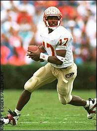 Charlie Ward Fsu Football Florida State Football Florida State Seminoles Football