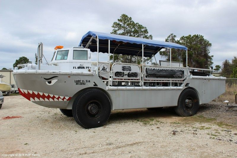 1964 Consolidated Diesel 35 Larc V 514 Amphibious Vehicle 2
