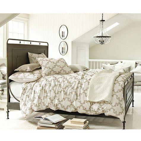 French Industrial Bed By Ballard Designs I Ballarddesigns