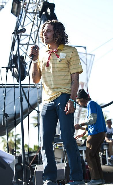 Brooks Nielson from The Growlers is a babe