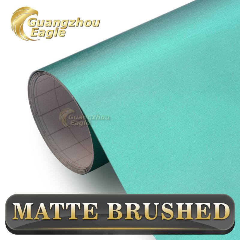 Find More Stickers Information About 1 52 20m Lame Green Metallic Brushed Aluminum Chrome Vinyl For Car Body Decoration W Vinyl For Cars Brushed Aluminum Vinyl
