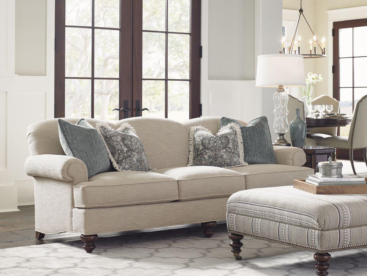 coventry hills asbury sofa | lexington home brands | living room
