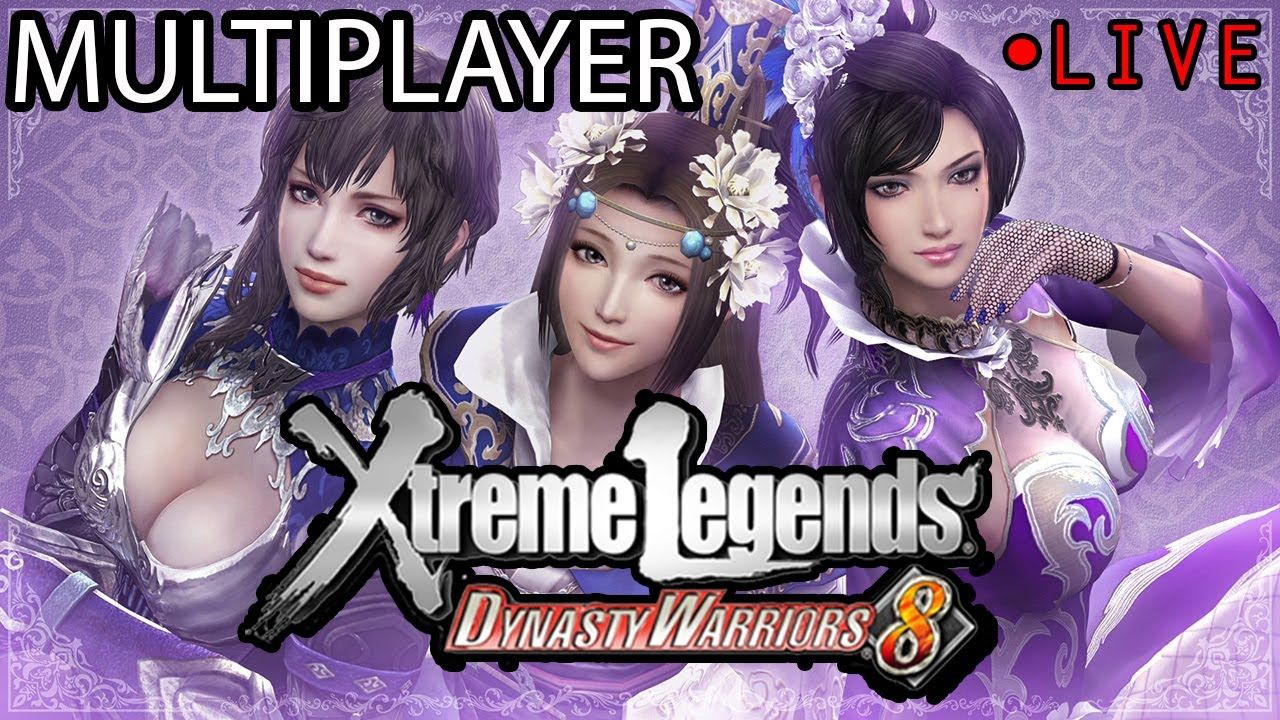 Dynasty Warriors 8 Xtreme Legends Hq Live Multiplayer Unblocked Game Ps4 Complete Edition