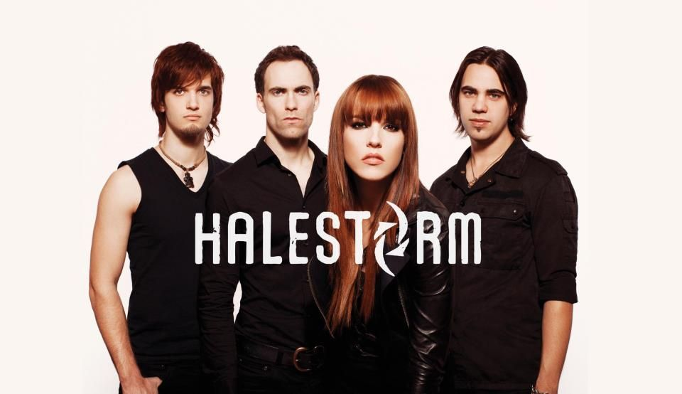 Halestorm freak like me
