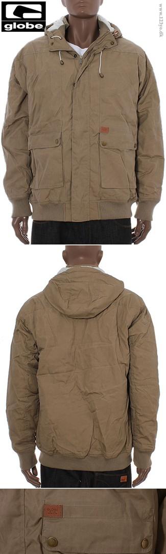 GLOBE Vind- og vandtæt jakke