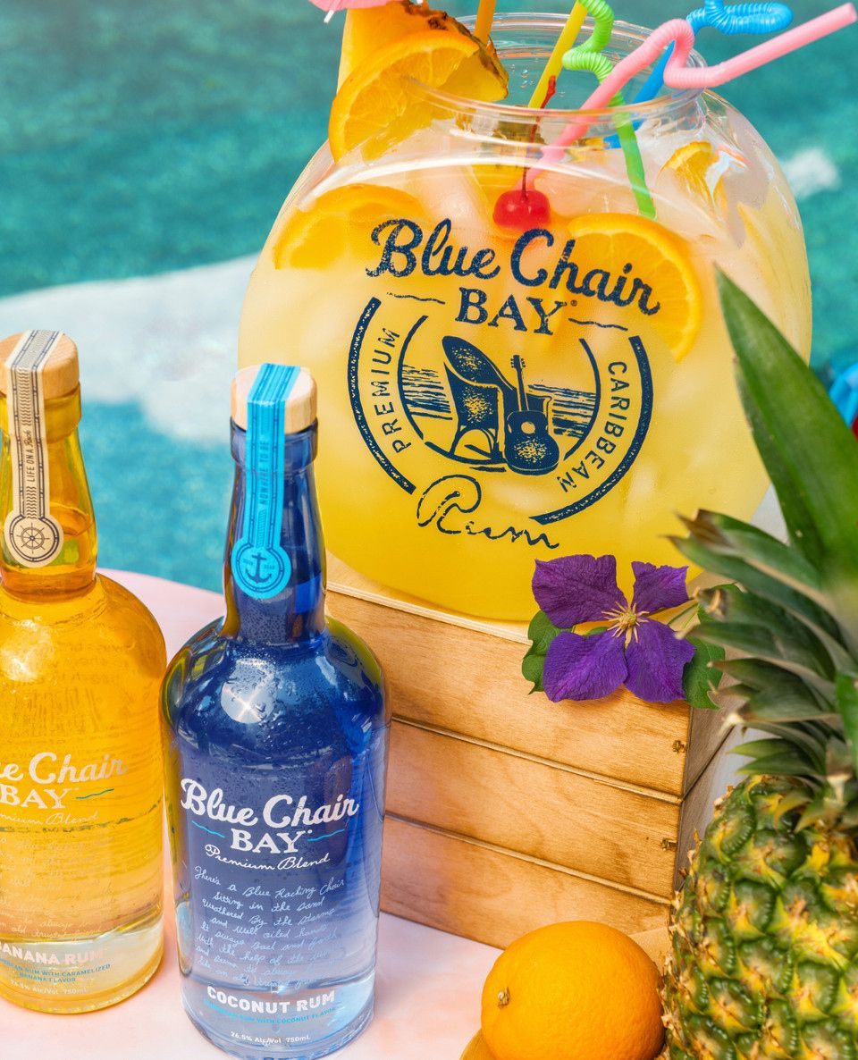Blue chair bay pineapple express recipe in 2020