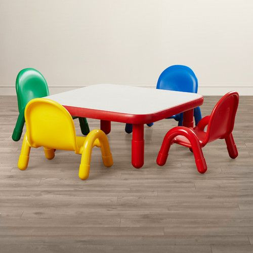 Found It At Wayfair Rylie Kids 5 Piece Table And Chair Set