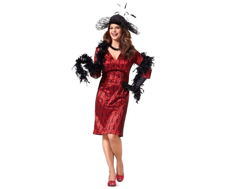 Schnittmuster Saloon Lady | •○°KARNEVAL°NÄHIDEEN○• | Pinterest ...