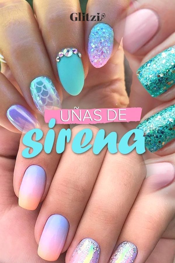 36 Ideas For Nails Design Summer Gel French Manicures Spring