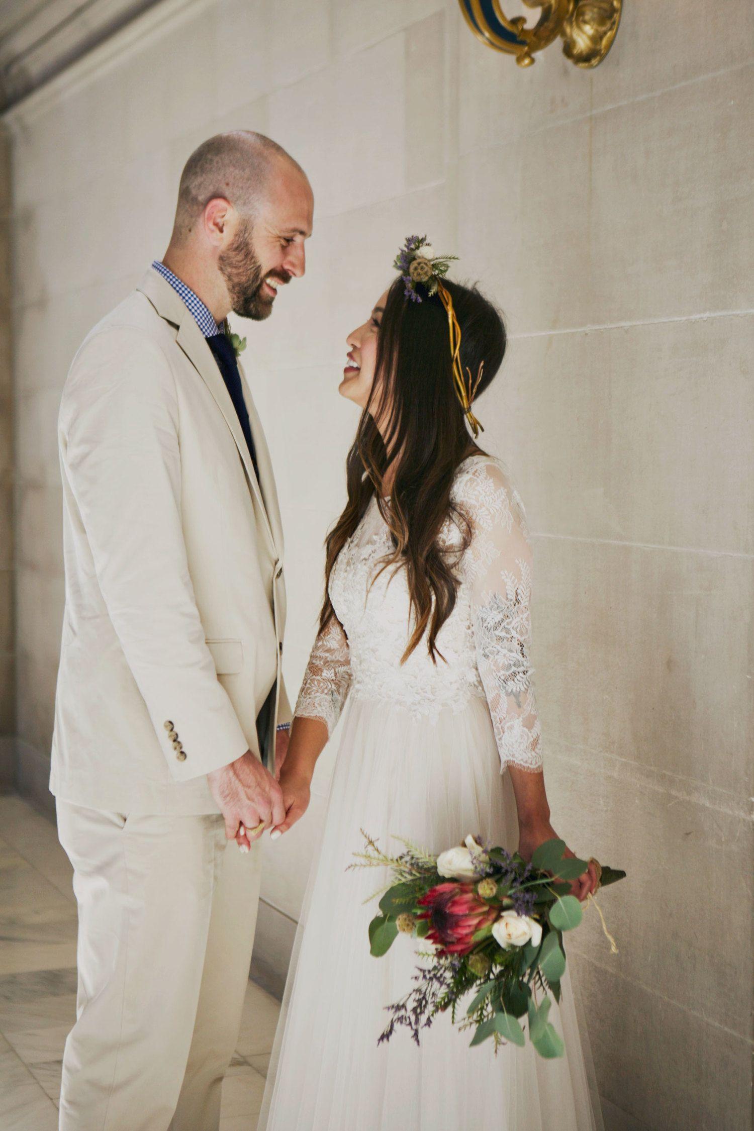 San Francisco City Hall Wedding ig