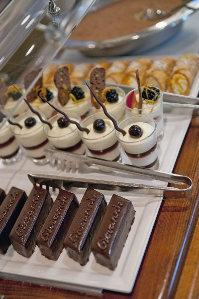 So Many #dessert Options At Chops Grille! #sweets