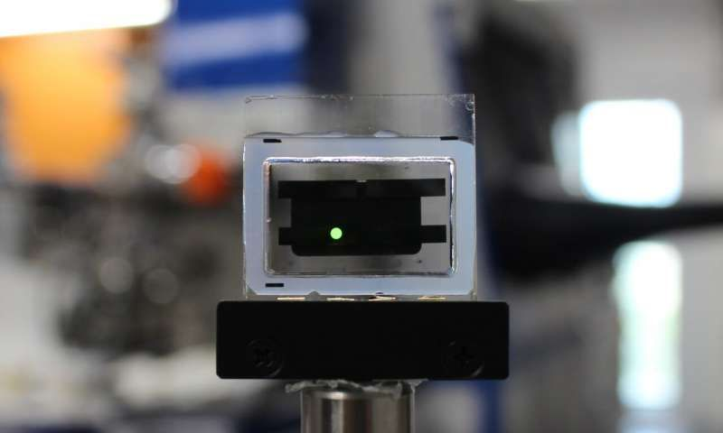 Extraordinarily thick organic light-emitting diodes solve nagging issues #lightemittingdiode