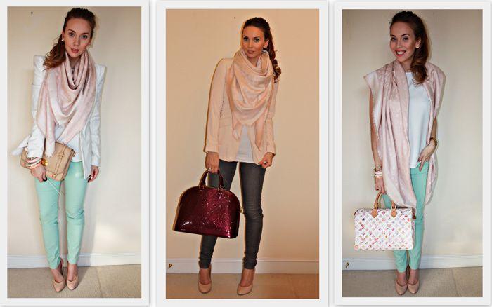 Louis Vuitton huivien laatu? | Strictly Style
