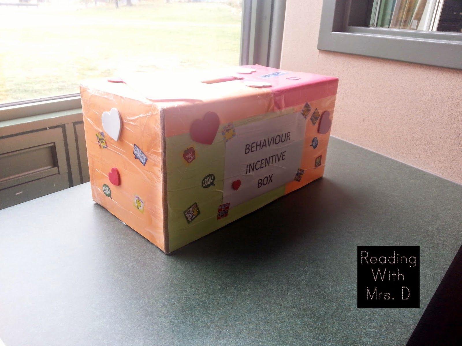 Behaviour Incentive Box