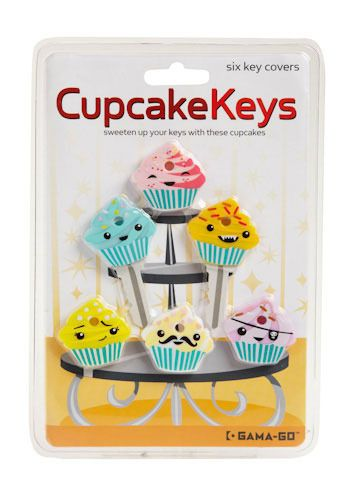 Cute Confection Key Caps by Gama-Go from ModCloth