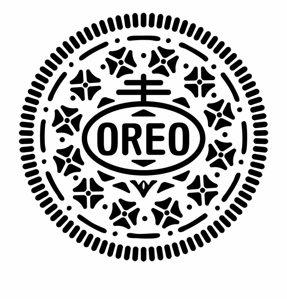 Oreo Coloring Page