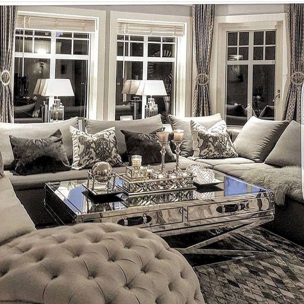 cool 50 modern glam style living room ideas https on cozy apartment living room decorating ideas the easy way to look at your living room id=66541