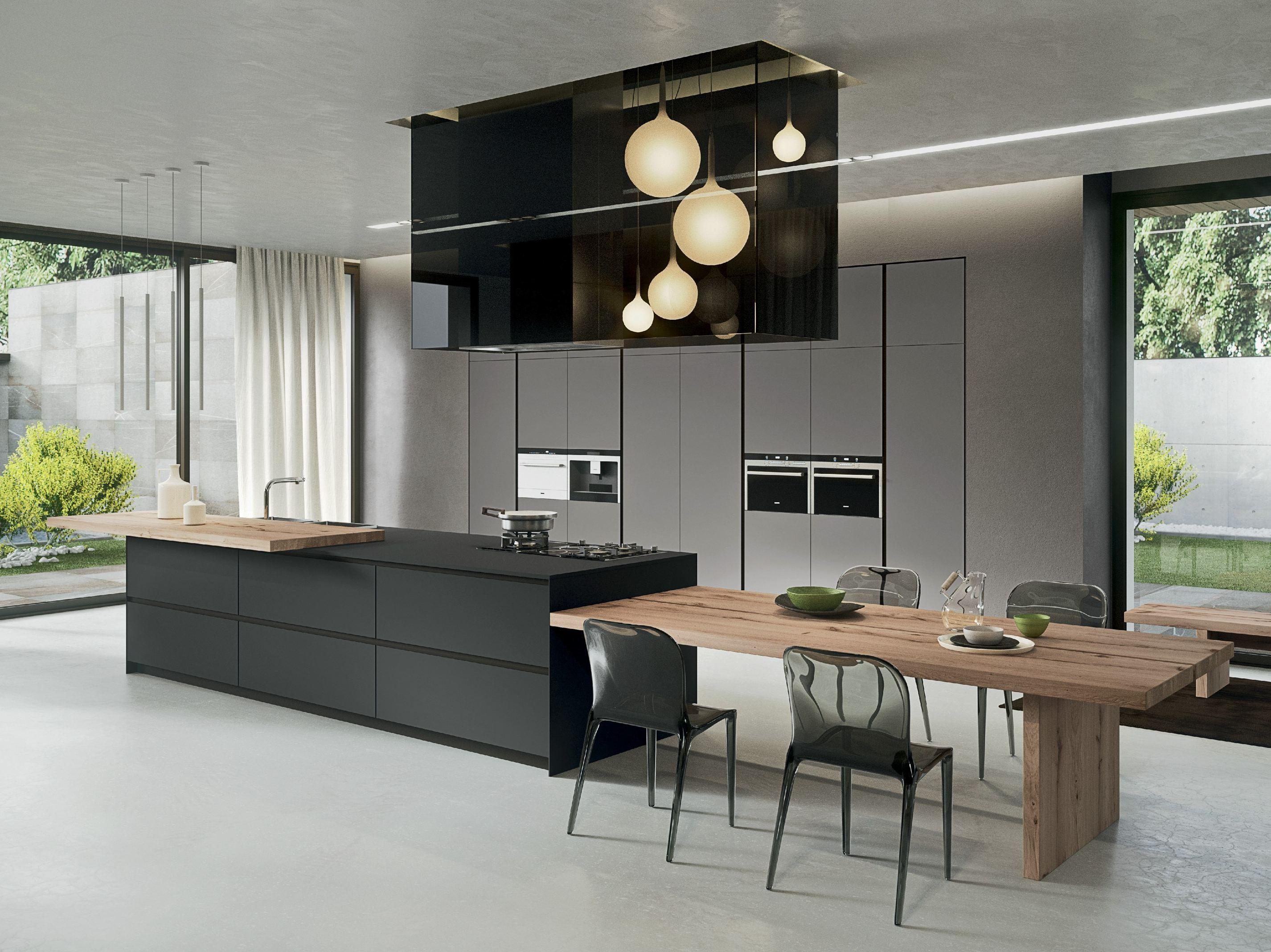 Ak cocina de fenix ntm by arrital kitchendesign also kitchen rh pinterest