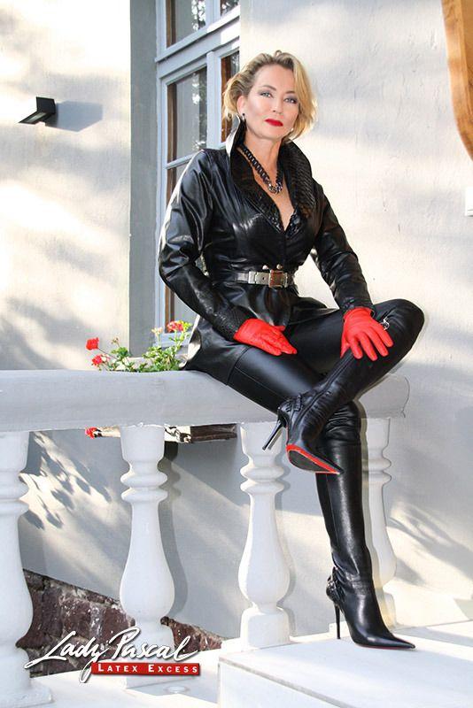 Sexy milf black leggings market