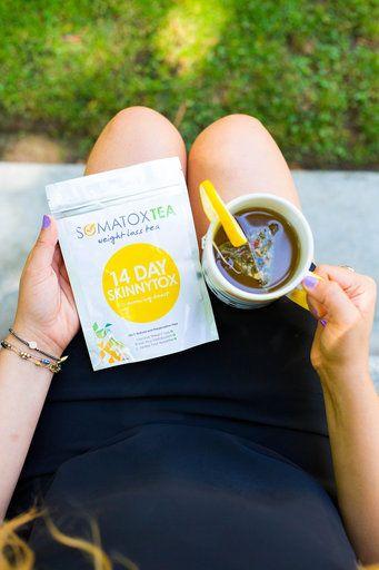 somatox skinnytox tea