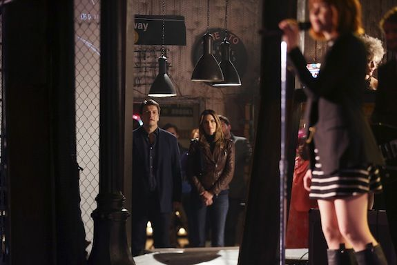 """CASTLE: """"Dead From New York"""""""