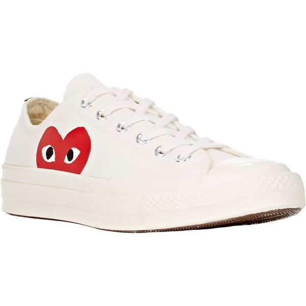 Womens Womens Chuck Taylor 1970s Low-Top Sneakers Comme Des Garçons Cheapest Price Sale Online Really Discount Wiki Fashion Style For Sale MXrlh6G