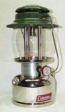 Vintage Lighting Gas Lanterns Camping Candle