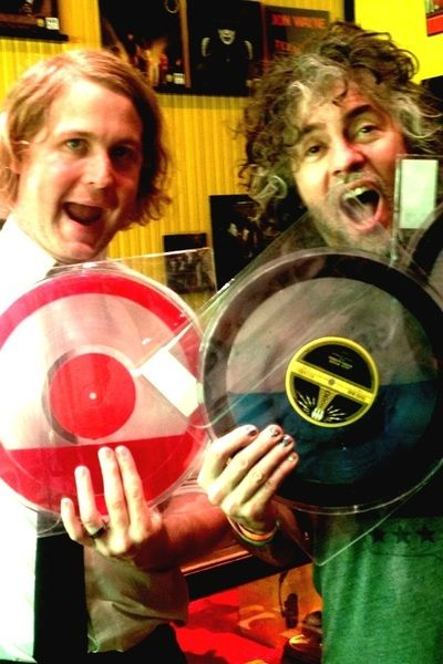 The Flaming Lips And Heady Fwends Vinyl Records Music Flaming Lips Vinyl Records