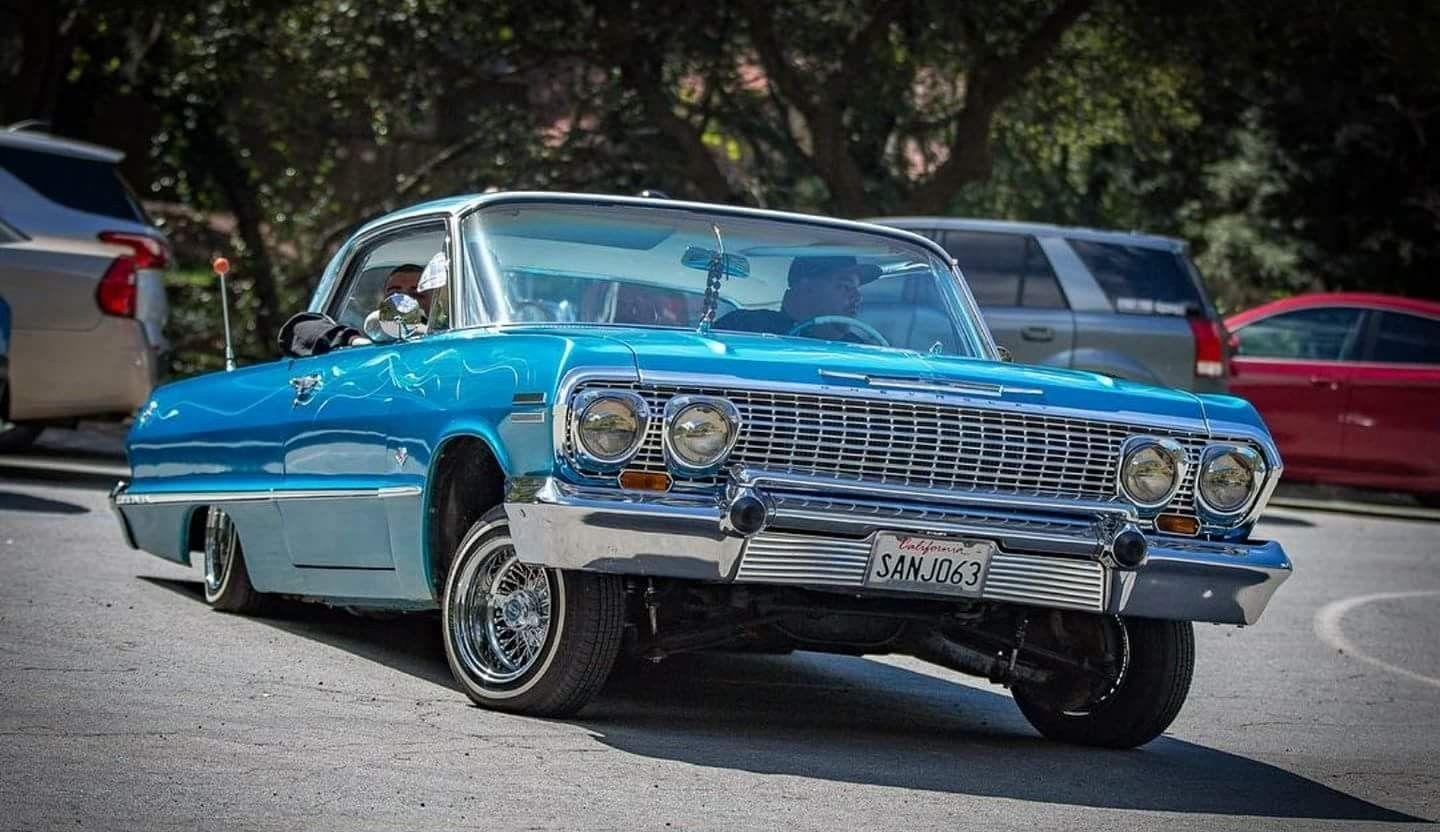 Pin By Rose Orozco Medina On Chevrolet Chevelle Classic Cars 64 Impala Lowriders Chevy Impala