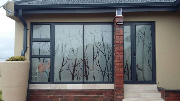 Pin By Solar Film Foundation On Residential Privacy Window