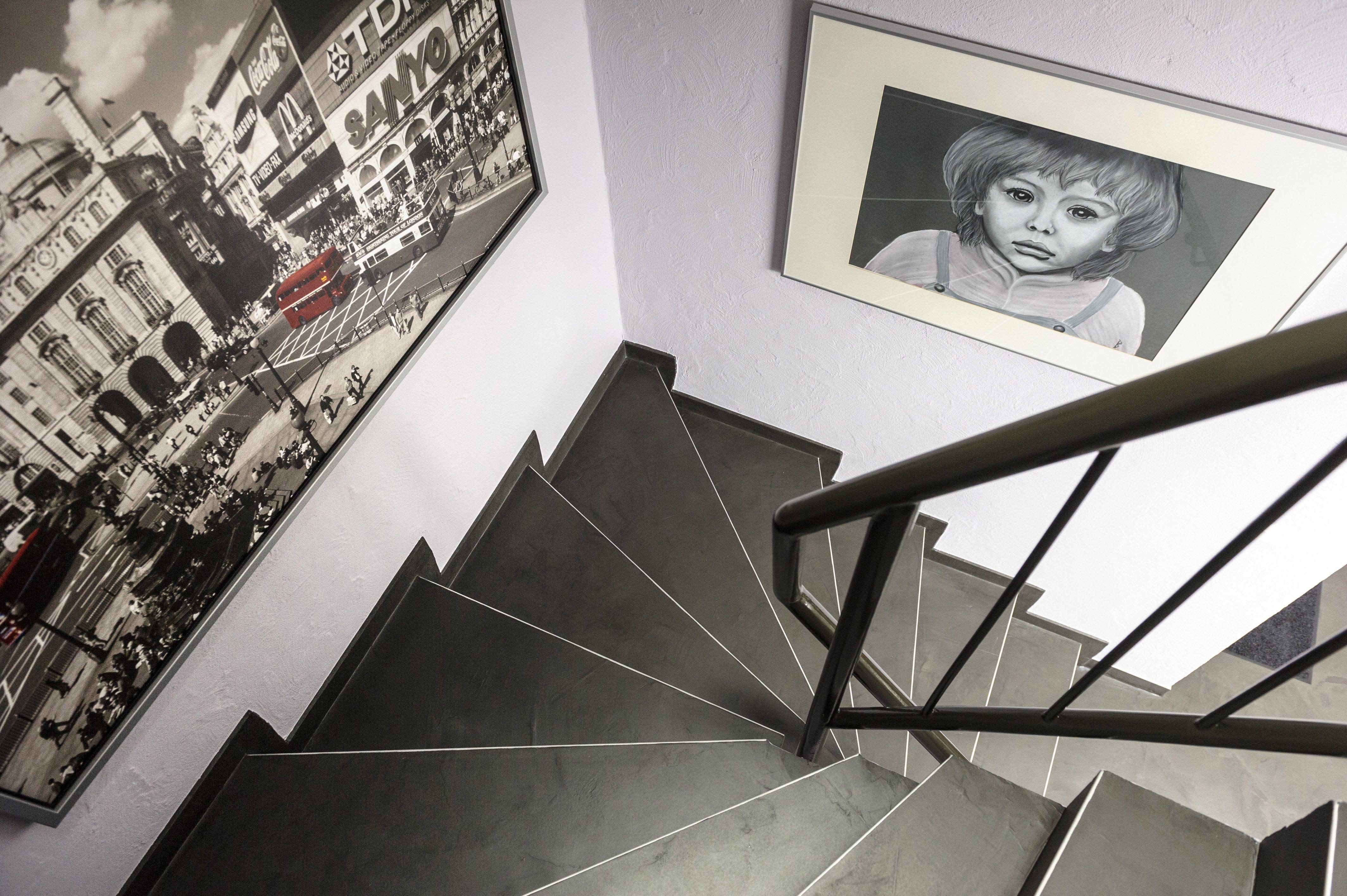 Treppen Hannover treppe fugenlos anthrazit walsrode bomlitz hannover