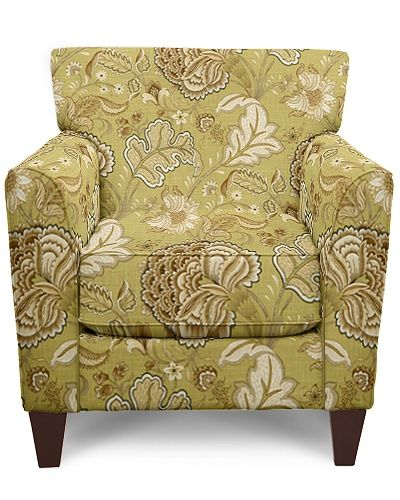 Allegra Stationary Occasional Chair By La Z Boy Decor