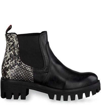 Boots tamaris Rbulu, blacksnake | Schuhe damen