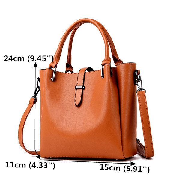 d4c979ed024d Women Genuine Leather Multi-layer Handbag Large Capacity Crossbody ...