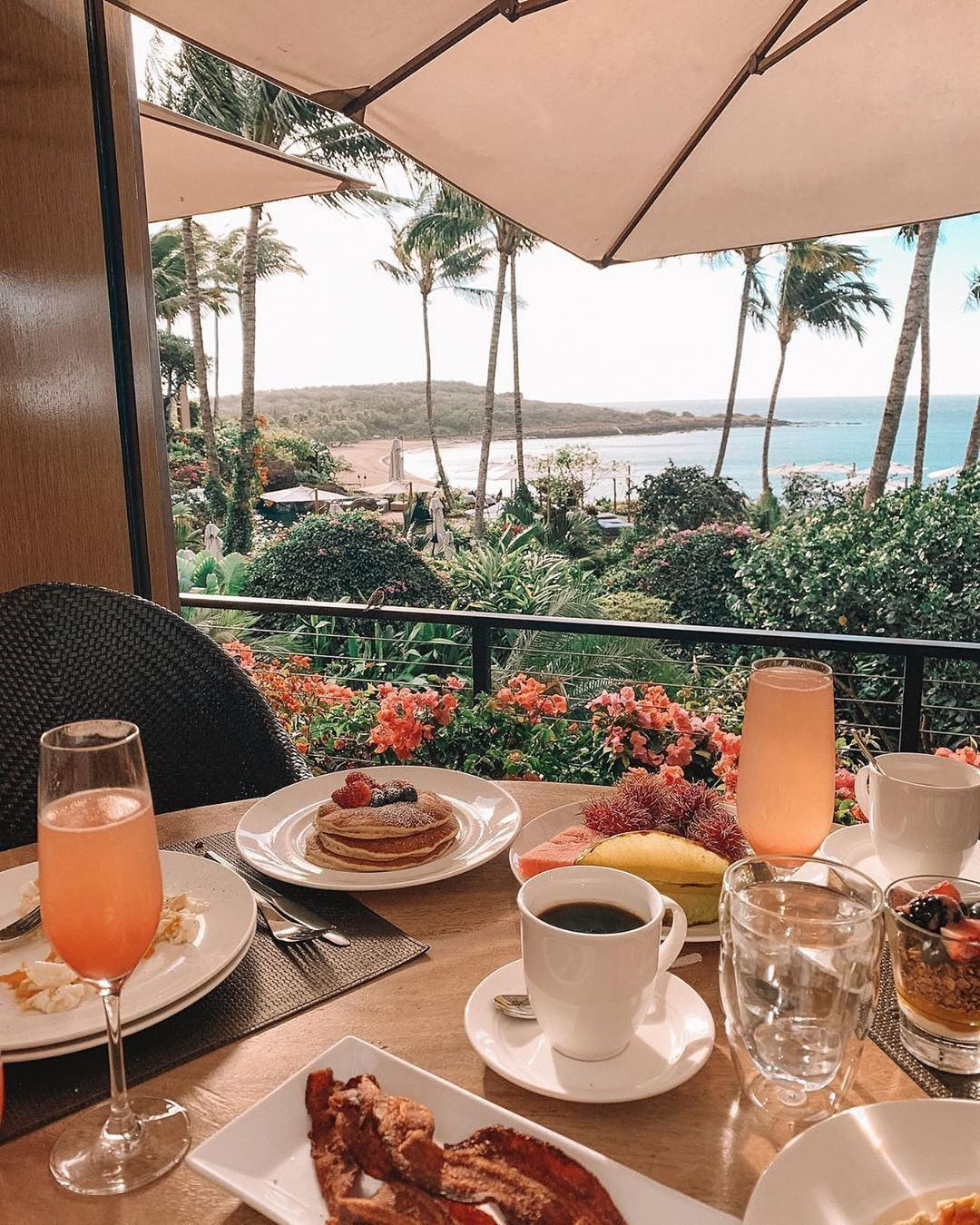 Breakfast In Hawaii By Smlx0 Breakfastwithaview Breakfast Around The World Breakfast In Bed Breakfast