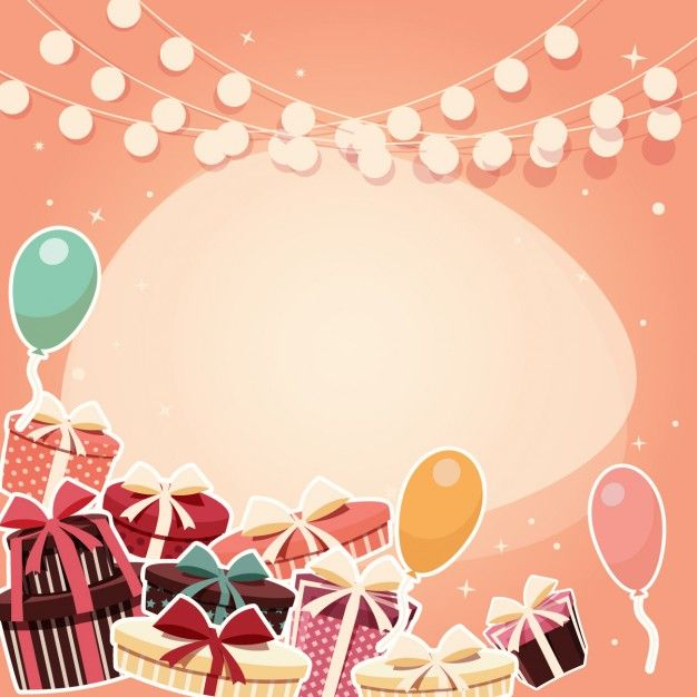 Download Coloured Birthday Background Design For Free Happy