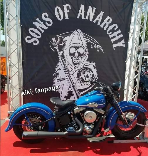 Harley Davidson John Thomas Teller Sons Of Anarchy Sons Of Anarchy Harley Davidson Sons Of Anarchy Samcro
