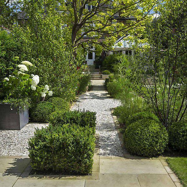 Elegant & Formal Garden | The Garden Builders | HEDGES, BORDERS ...
