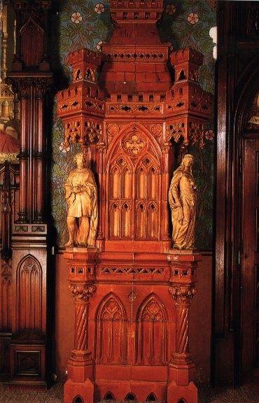 Neuschwanstein Inside Rooms Neuschwanstein Castle German Architecture Castles Interior