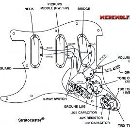 electric guitar wiring diagram one pickup electrical