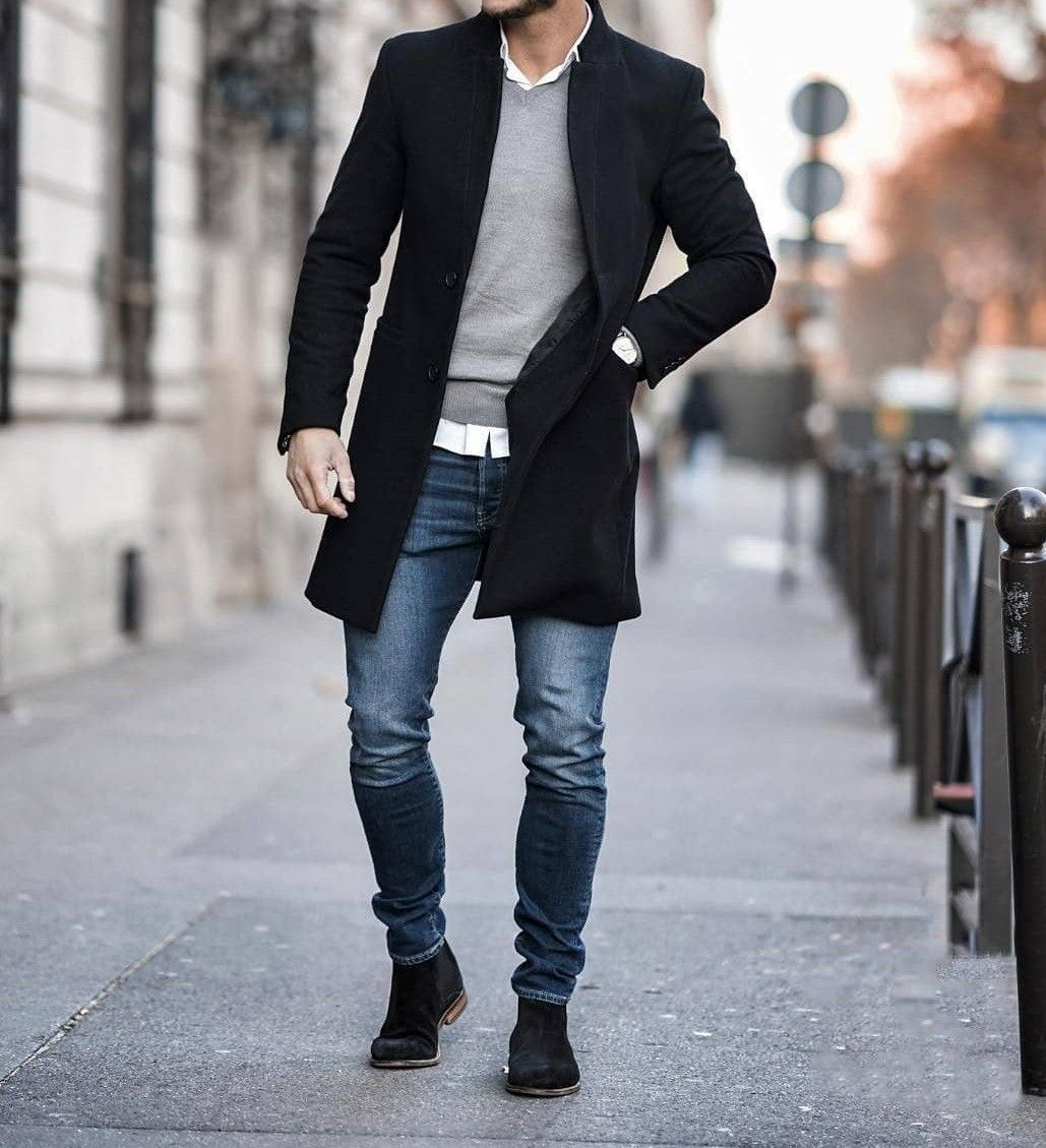 chelsea boots smart casual