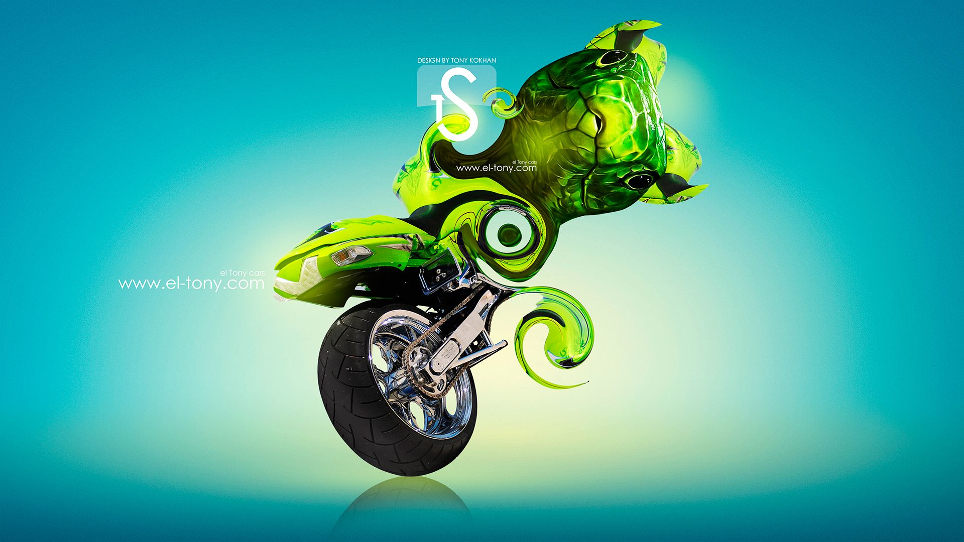 Exceptional Moto Green Snake Fantasy Plastic 2013 HD Wallpapers