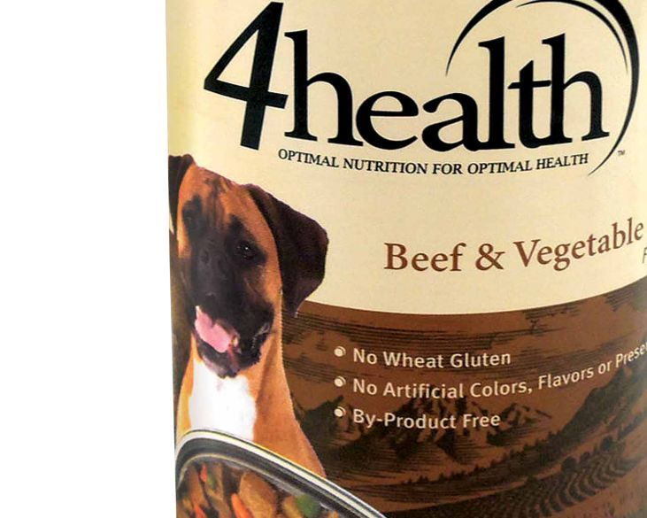 4health Beef Vegetable Stew Dog Food 13 2 Oz Tractor Supply