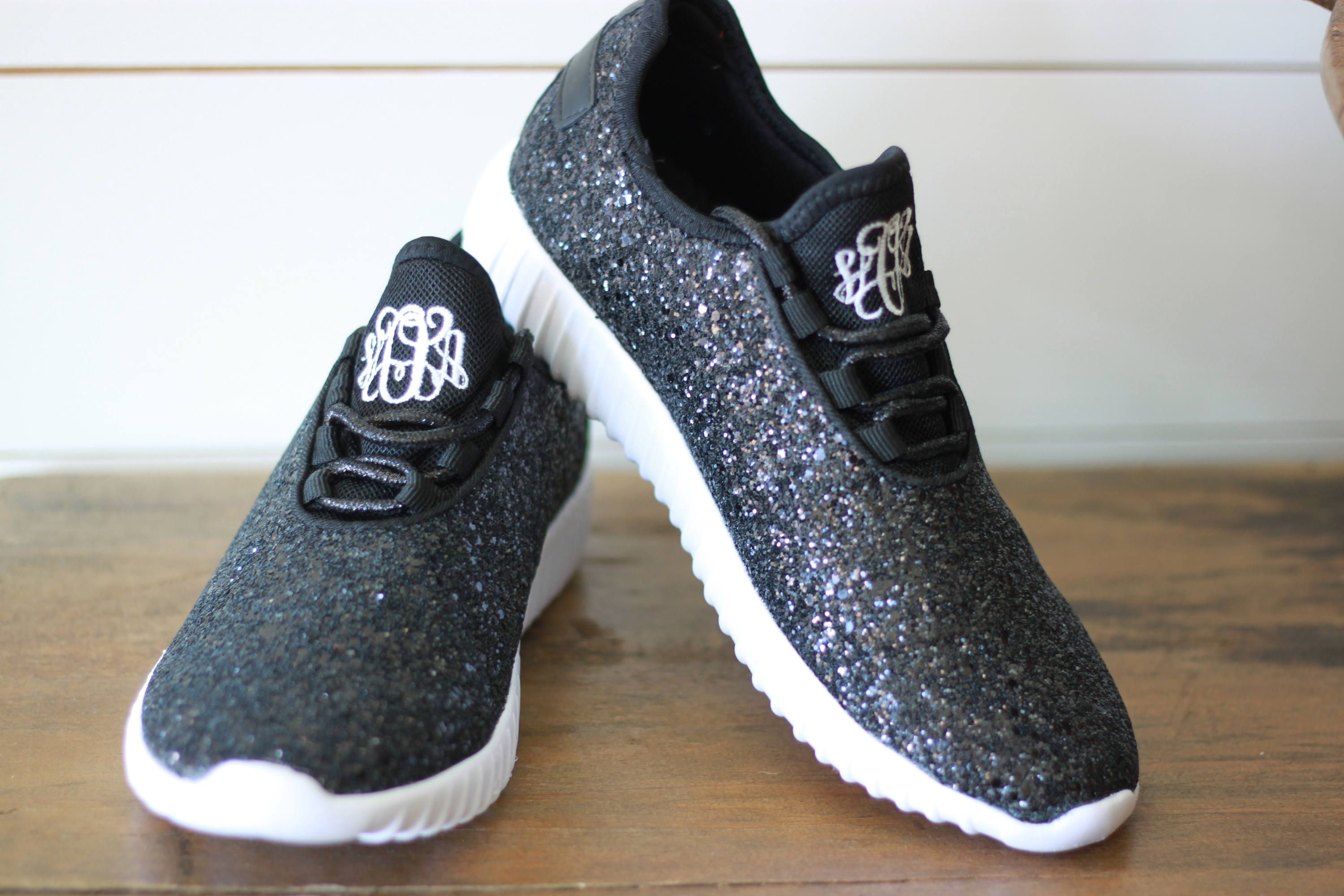 260ab301606c1 Glitter Bomb Sneakers / Glitter Kicks / Personalized Womens shoes ...