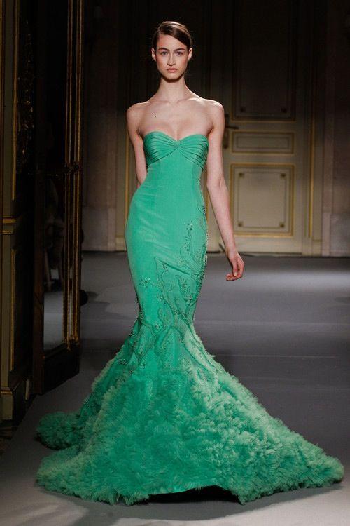 Mermaid Tail Dress