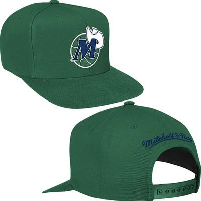 designer fashion new arrivals pick up Dallas Mavericks Mitchell and Ness NBA Wool Solid Color Snapback ...