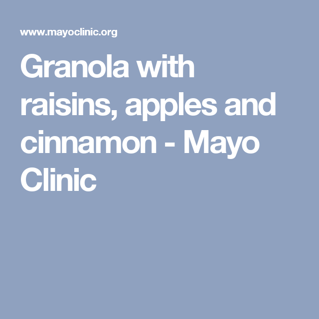 Pin On Mayo Clinic Healthy Diet