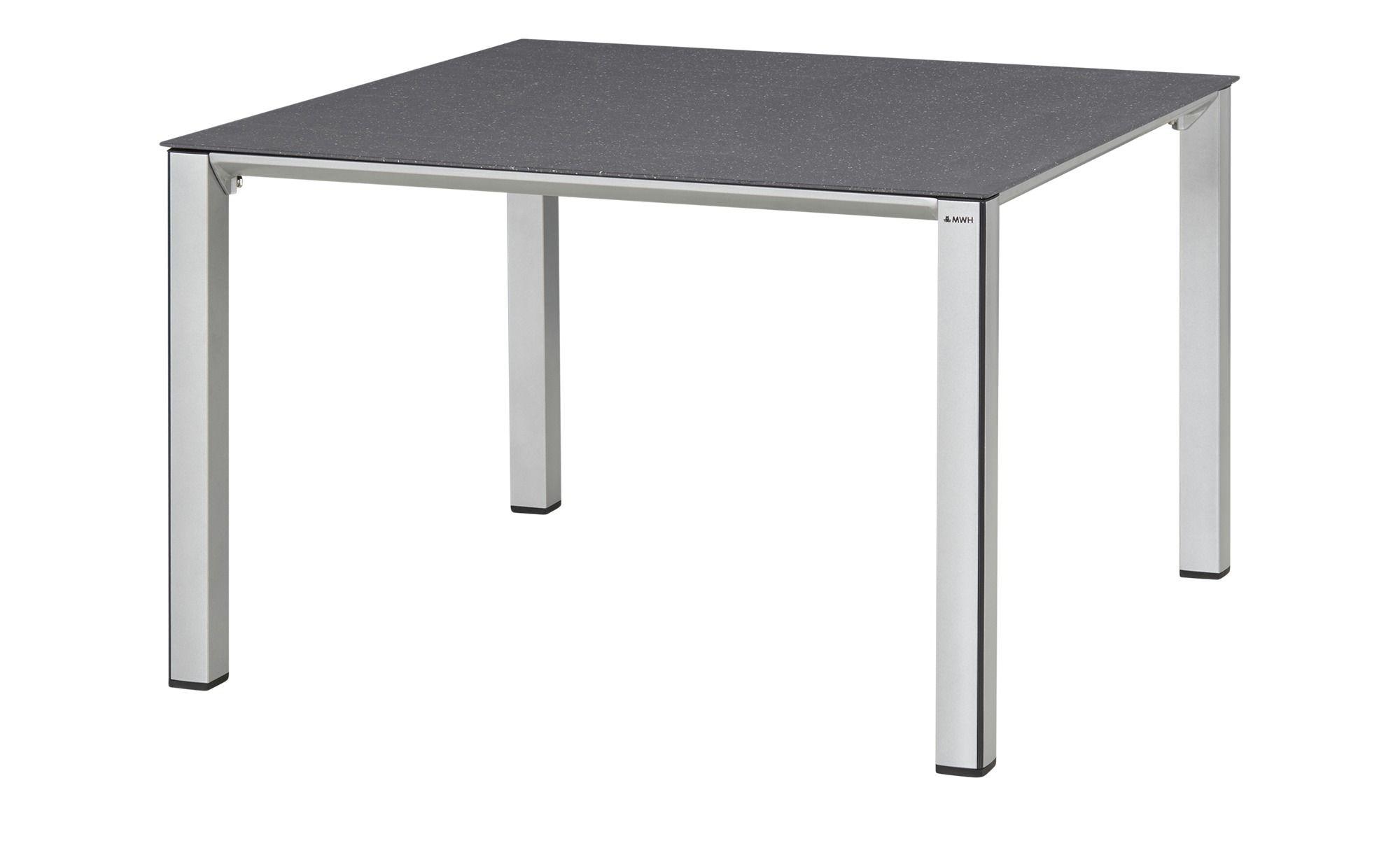Mwh Tisch Elements Silber Masse Cm B 100 H 63 5 Garten