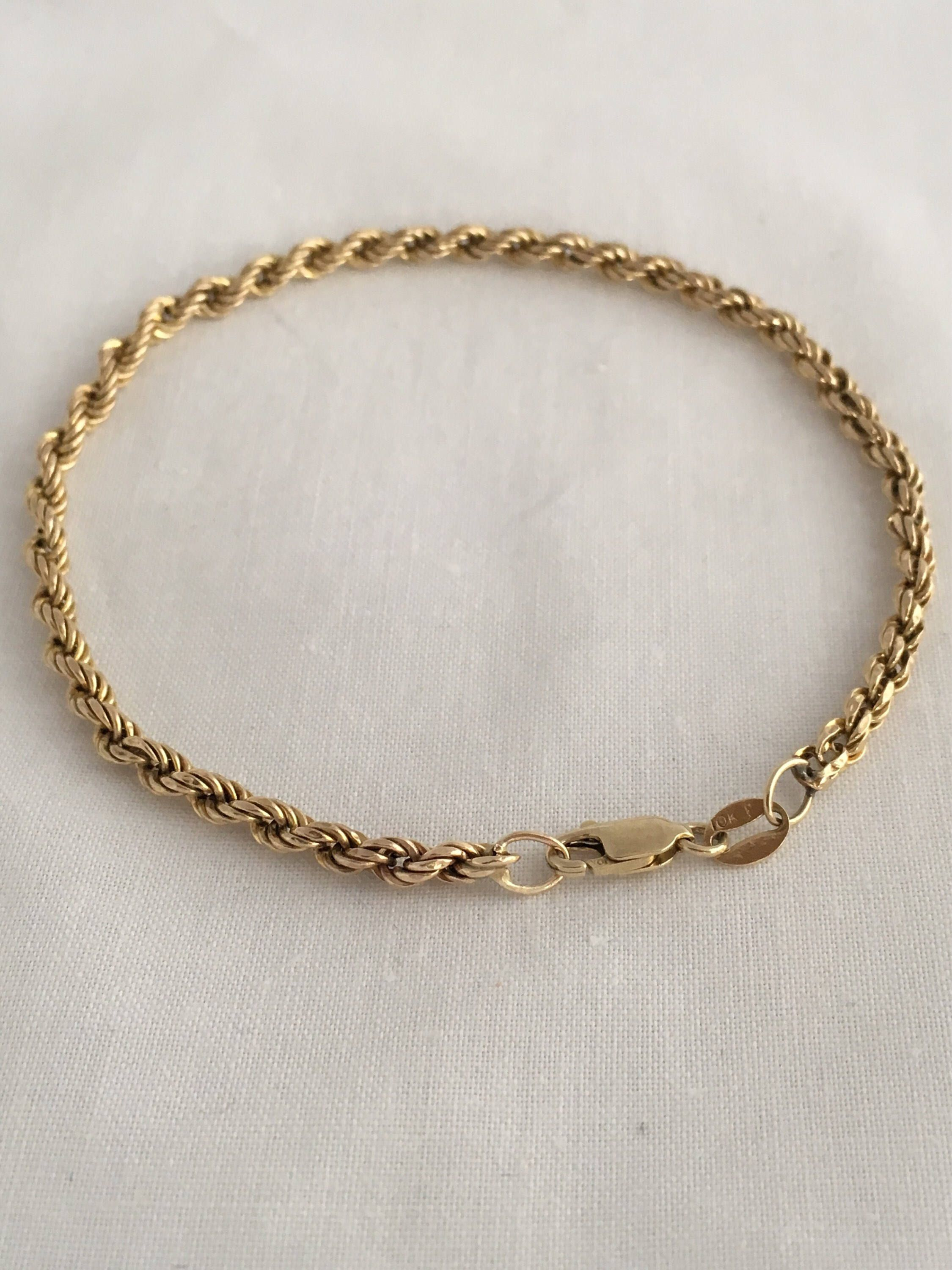 anklet products in yellow mikolay set by diamond bezel desires bracelet gold