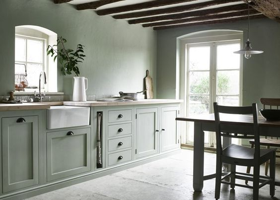 Staude Küchen ~ Best küchen images country kitchens farmhouse